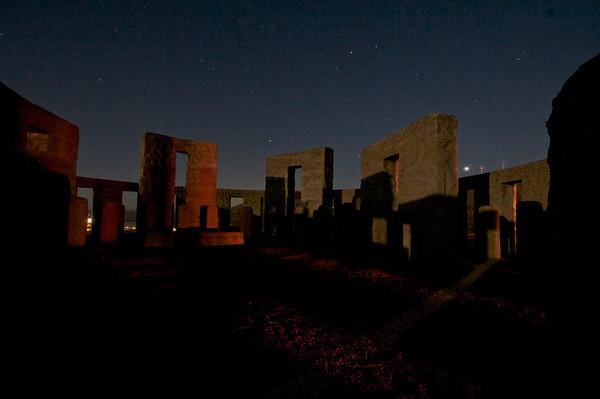 Washington Stonehenge