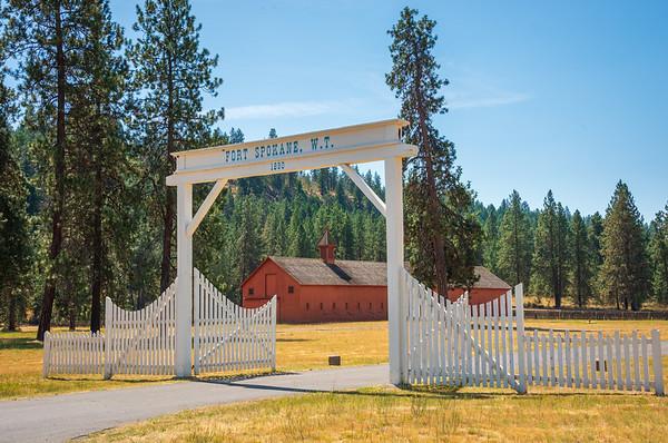 Fort Spokane