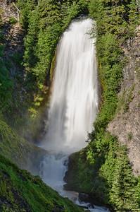 Columnar Falls