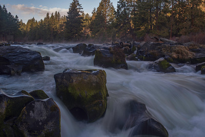 Deschutes River Sunrise