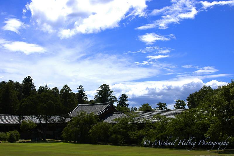 Todiji Sky - Nara Prefecture