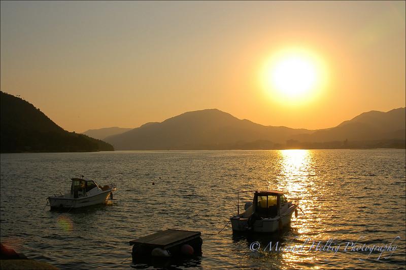 Setonaikai Sunset - Miyajima