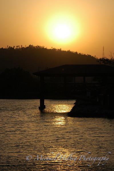 Sunset - Tottori Prefecture