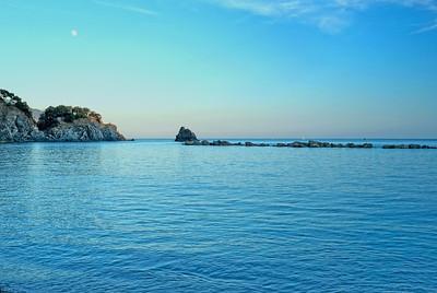 Blue Lagoon in Monterosso al Mare