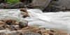Rapids on Tenaya Creek,<br /> Yosemite National Park, 2011