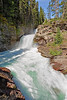 St. Mary Falls,<br /> Glacier National Park, Montana