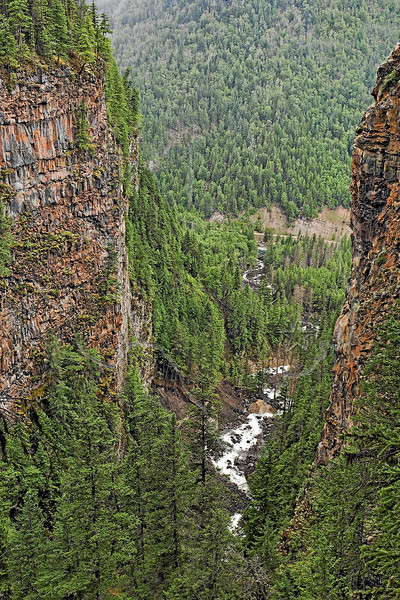 Spahats Creek,<br /> Spahats Creek Provincial Park,  British Columbia