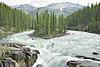 Sunwapta Falls,<br /> Jasper National Park, Alberta, Canada