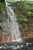 Impromptu Waterfall, Glen Etive, Scotland