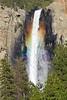 Bridalveil Fall with Rainbow,<br /> Yosemite National Park, 2011
