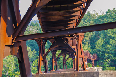 Yough River Trail Bridge