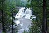 Upper Falls, Gooseberry Falls State Park, Lake County, Minnesota