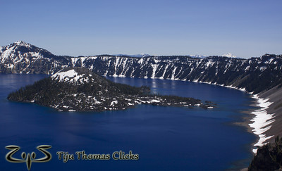 Crater Lake / Oregon