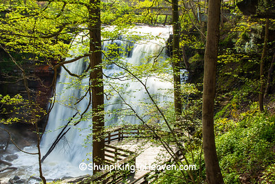 Brandywine Falls, Summt County, Ohio