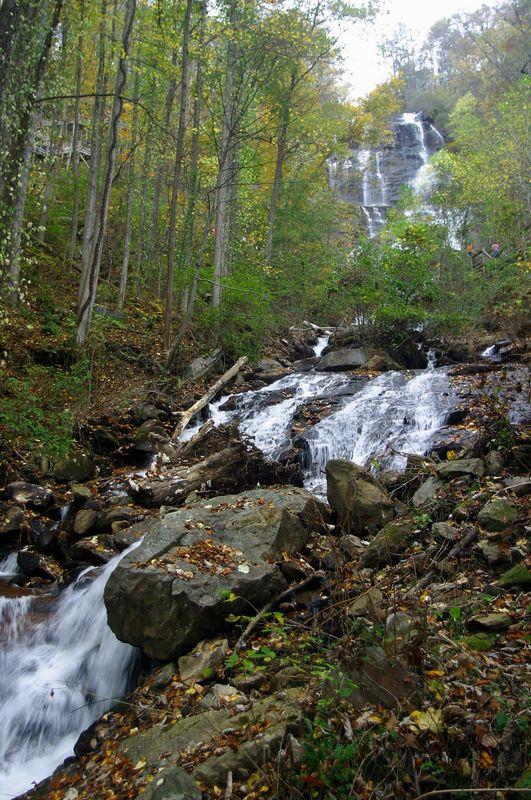 Amicalola Falls, October 2004