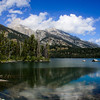 Taggert Lake<br /> Grand Teton National Park