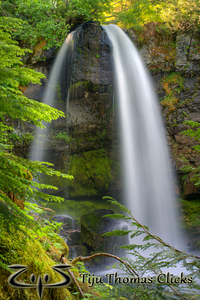 Roaring Creek Falls / Snoqualmie Pass / Washington