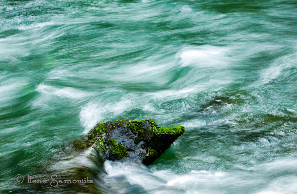 2-9-13 River Patterns Along the Nestucca captured with my Nikon D800E.