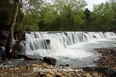 Natural Dam, Crawford County, Arkansas