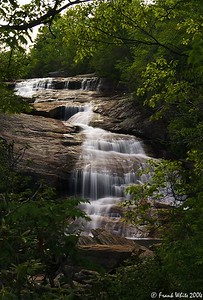 Second Falls, Lower #1, Smoky Mountains, NC