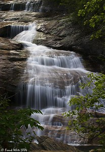 Second Falls, Lower #2, Smoky Mountains, NC