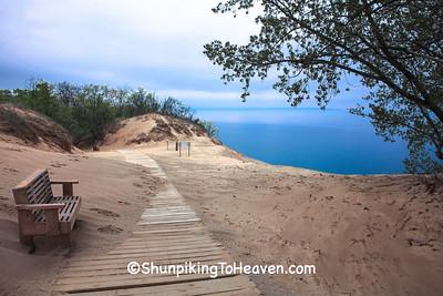 Sleeping Bear Dunes National Lakeshore, Leelanau County, Michigan