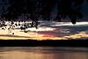 Sunset on the Mississippi River, Savanna, Illinois