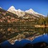 Taggert Lake<br /> Grand Teton National Park