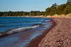 Lake Superior Shoreline, Keweenaw County, Michigan