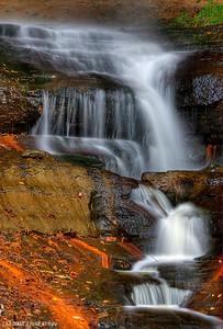 Munising Falls details #2, Michigan Upper Peninsula