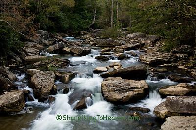 Glade Creek, Fayette County, West Virginia