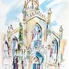 St Giles Cathedral on the Royal Mile, Edinburgh, Scotland