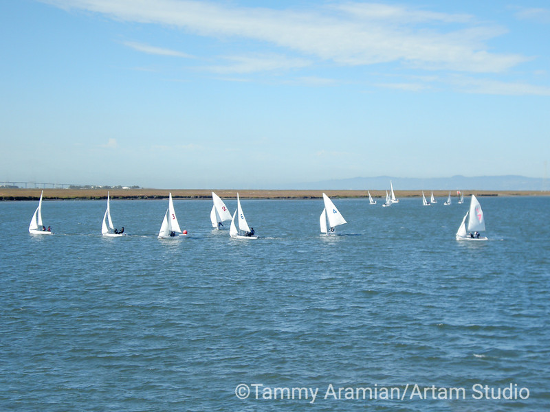 San Francisco Bay near Redwood City, Oct. 2010