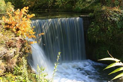 Cedar Cliff Falls, Indian Mound Reserve, Cedarville, OH