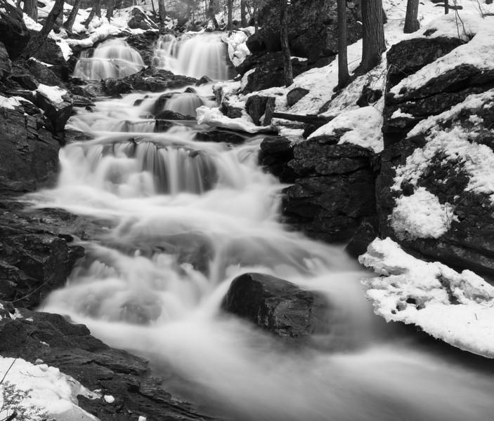 Senter Falls, Mont Vernon, NH