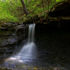 Unnamed Falls, Blue Hole Special Interest Area, Arkansas