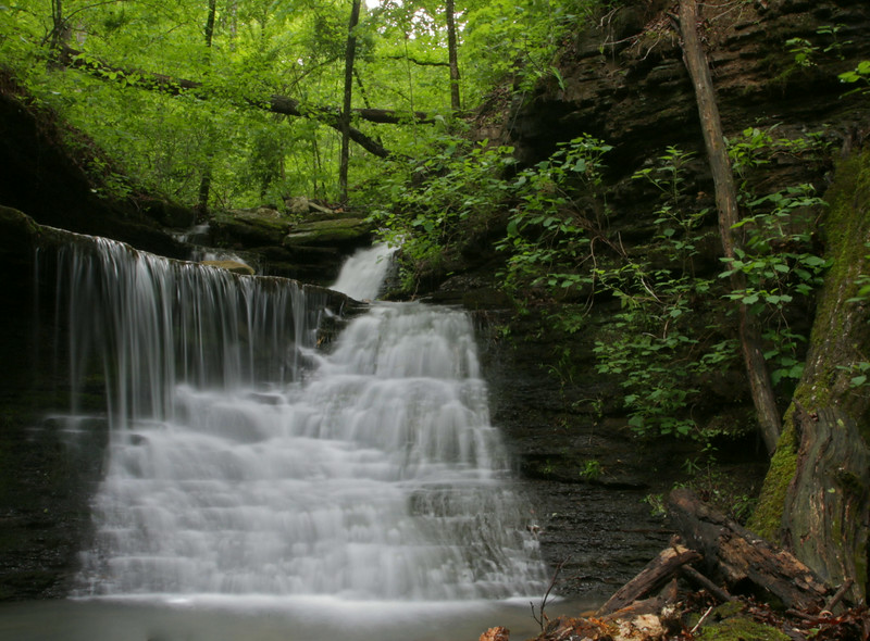 Lower Maidenhair Falls