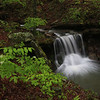 Unnamed Falls, Falling Water Creek Drainage