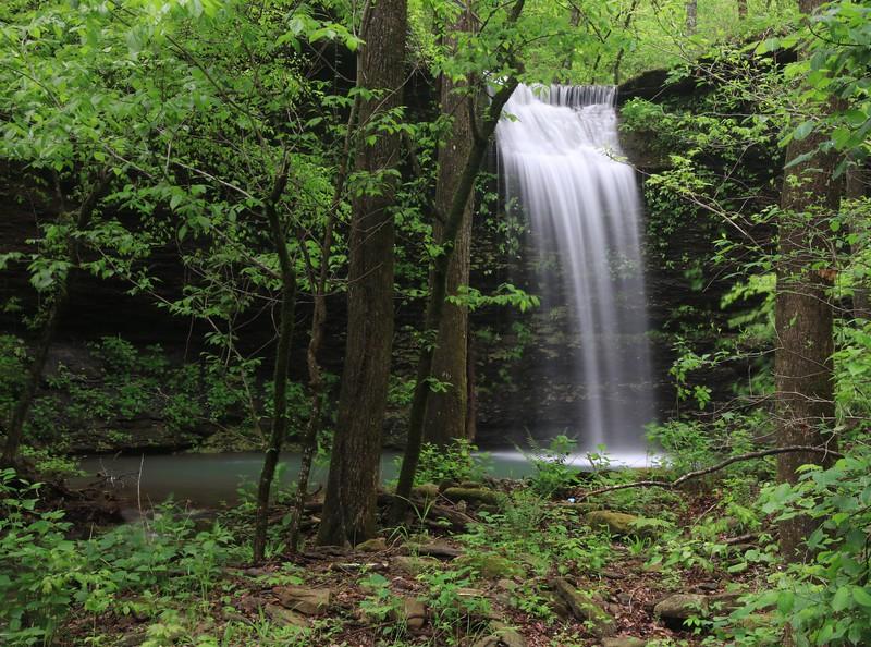 Unnamed Waterfall -Bailey Cole Creek