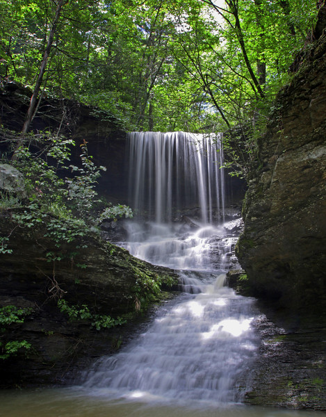 Mitchell Branch Falls
