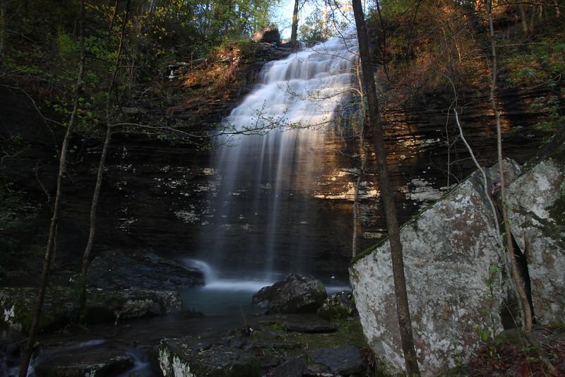 Bridal Viel Falls, Heber Springs, Arkansas