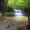 Aderson Hollow Falls, Fairfield Bay, Arkansas