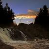 Upper Potato Falls, Wisconsin