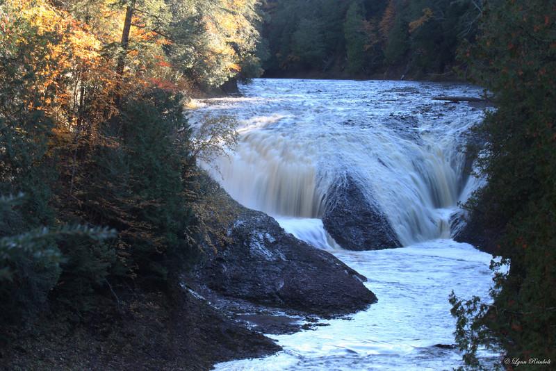Potawatomi Falls, Michagan
