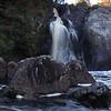 Baker Falls, Michagan