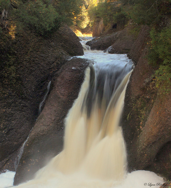 Gorge Falls, Michagan