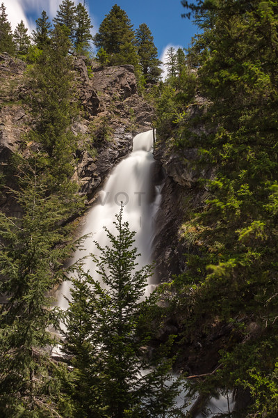 Holland Falls, Swan Valley, Montana
