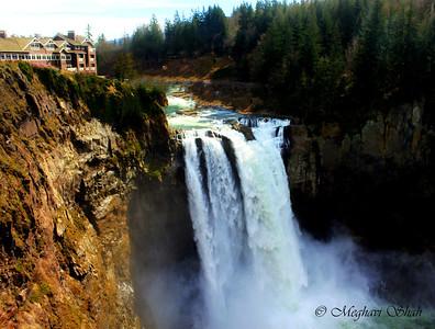 Waterfalls, Lakes, and Streams