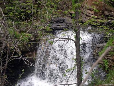 Waterfall at Lake ANN (30)