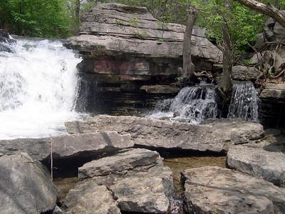 Waterfall at Lake ANN (6)
